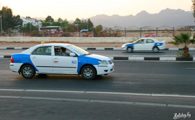 2015 / Египет. Шарм-эль-шейх. Водители.