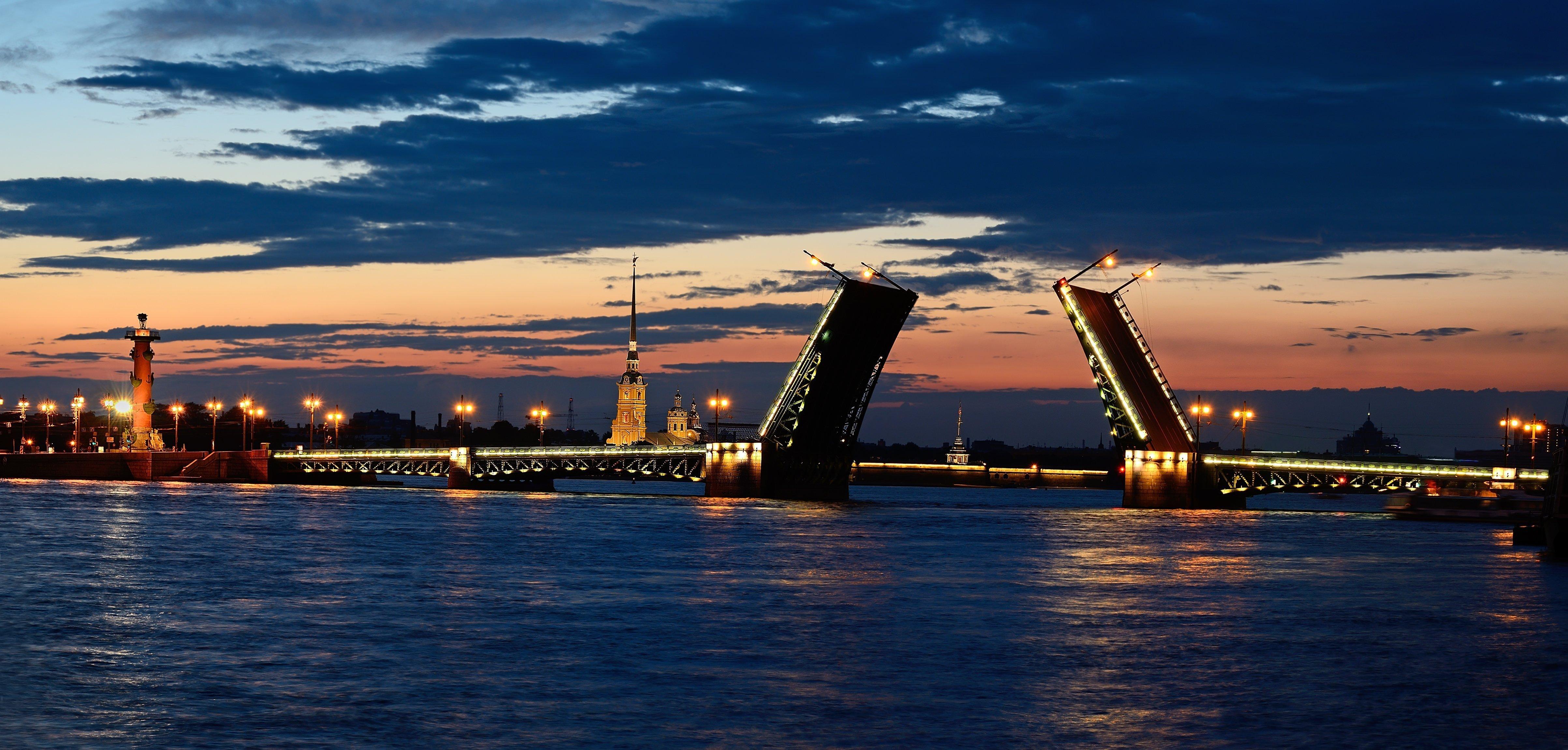 Подготовка к поездке в Санкт-Петербург