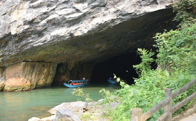 2017 / Вьетнам. День 04. Райская пещера и пещера Фонгня