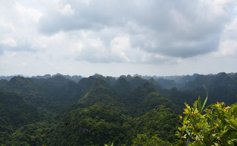 2017 / Вьетнам. День 13. Национальный парк Кат Ба и Кэннон Форт